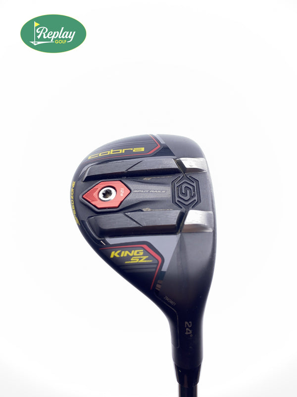 Cobra King Speedzone 5 Hybrid / 24 Degrees / Regular Flex