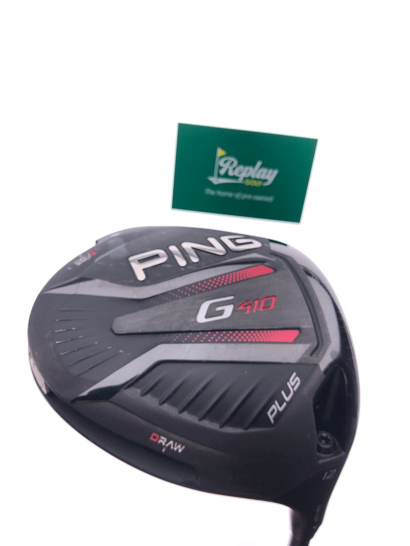 Ping G410 Plus Driver / 12 Degrees / Ping Alta CB 55 Stiff Flex - Replay Golf