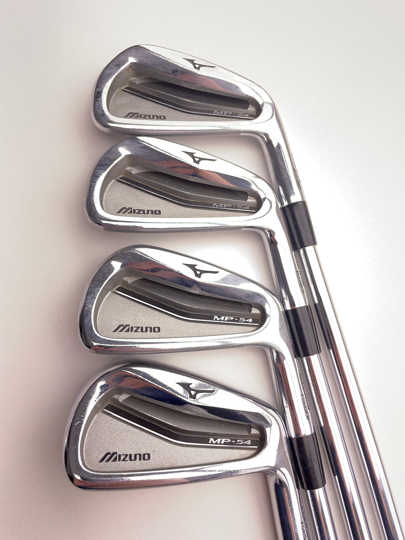 Mizuno MP-59 Irons / 3-PW / Project X 5.0 Regular Flex