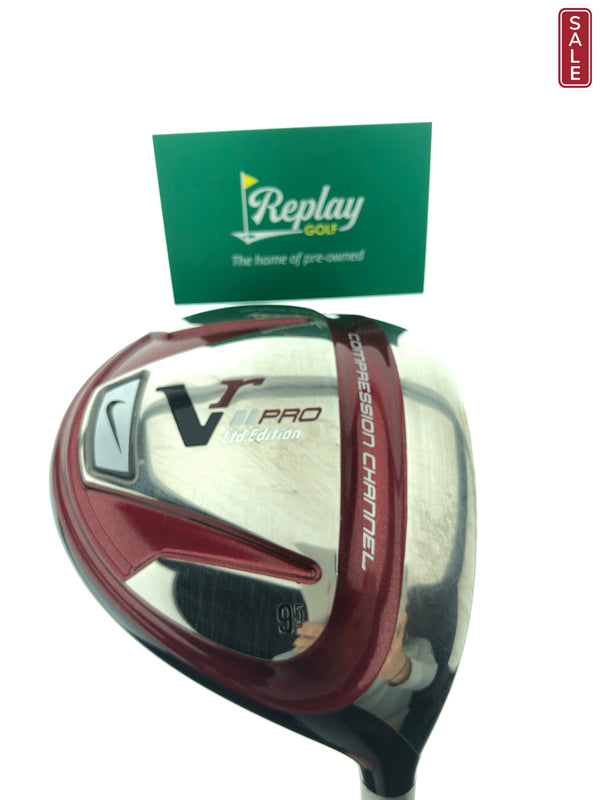 Nike Victory Red Pro Limited Driver / 9.5 Degrees / Diamana ahina 65 Stiff Stiff Flex - Replay Golf
