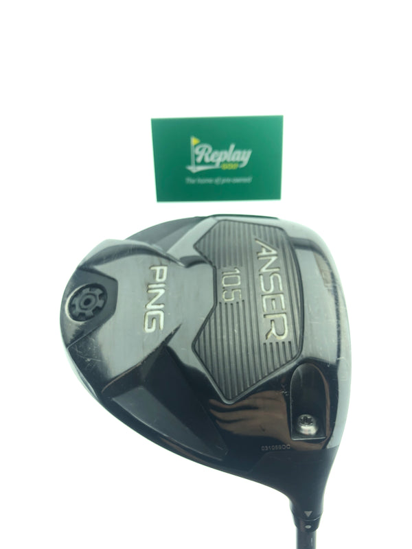 Ping Anser Driver / 10.5 Degrees / Aldila RIP'D NV 65 X-Stiff Flex - Replay Golf