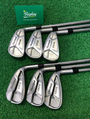 Cleveland Launcher UHX Iron Set / 5-PW / Dynamic Gold DST 98 R300 Regular Flex - Replay Golf