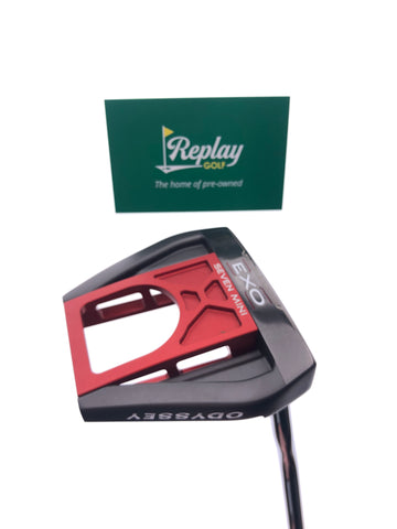Odyssey EXO Stroke Lab Seven Mini Putter / 34 Inches - Replay Golf