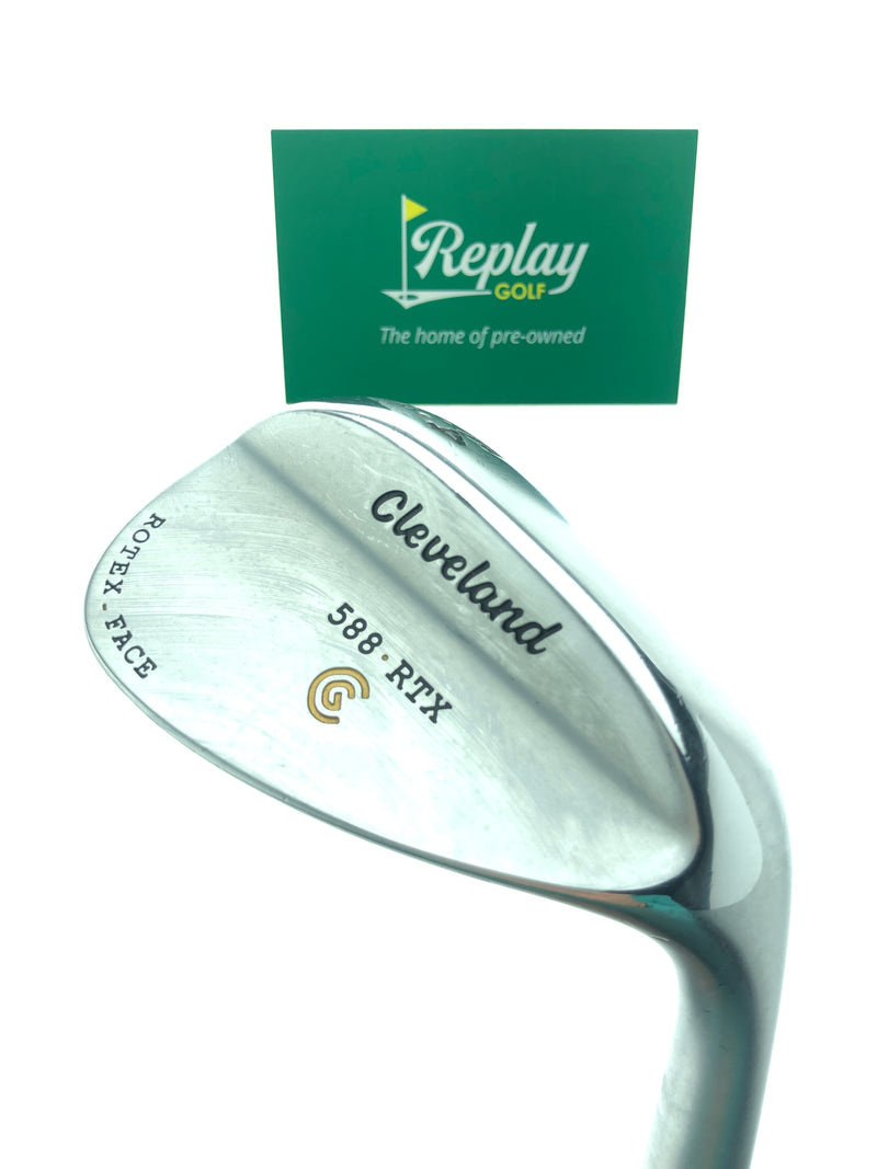 Cleveland 588 RTX Sand Wedge / 54 Degree / Dynamic Gold Wedge Flex - Replay Golf