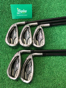 Callaway Steelhead XR Iron Set / 6-PW / Fubuki AT50 A Flex - Replay Golf