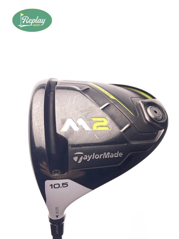 TaylorMade M2 2017 Driver / 10.5 Degrees / Fujikura Pro 56 Regular / LEFT HANDED - Replay Golf