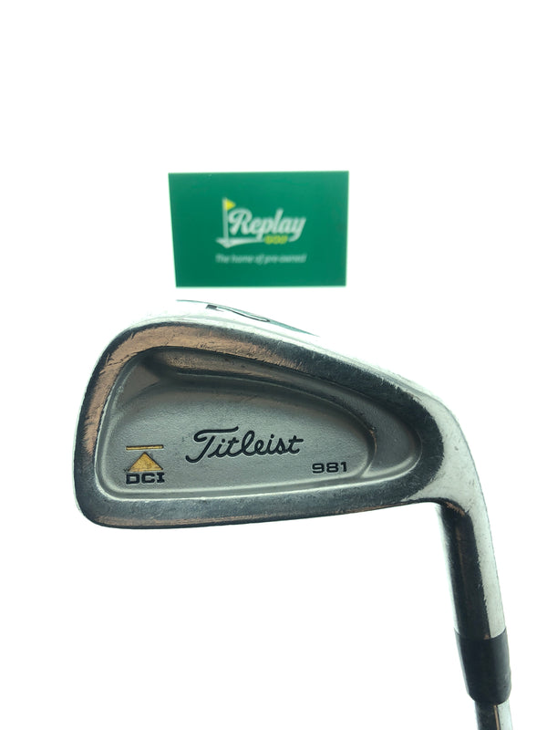Titleist DCI 981 2 Iron / 18.0 Degrees / Stiff Flex - Replay Golf