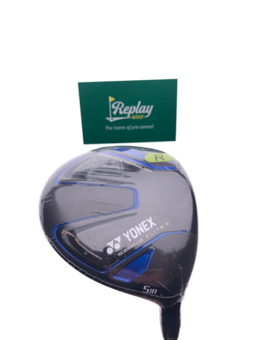 NEW Yonex Ezone Elite 2 5 Fairway Wood / 18 Degree / Yonex M55 Regular Flex - Replay Golf