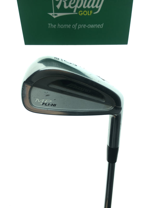 Mizuno MP Fli-Hi 3 Hybrid / 21 Degrees / KBS Tour Regular Flex - Replay Golf