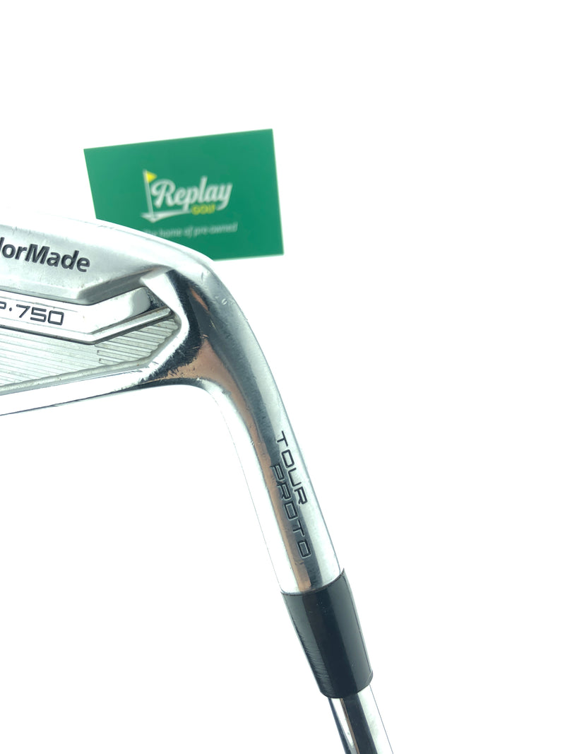 TaylorMade TOUR ISSUE P750 3 Iron / 20 Degrees / KBS Tour 130 X-Flex - Replay Golf