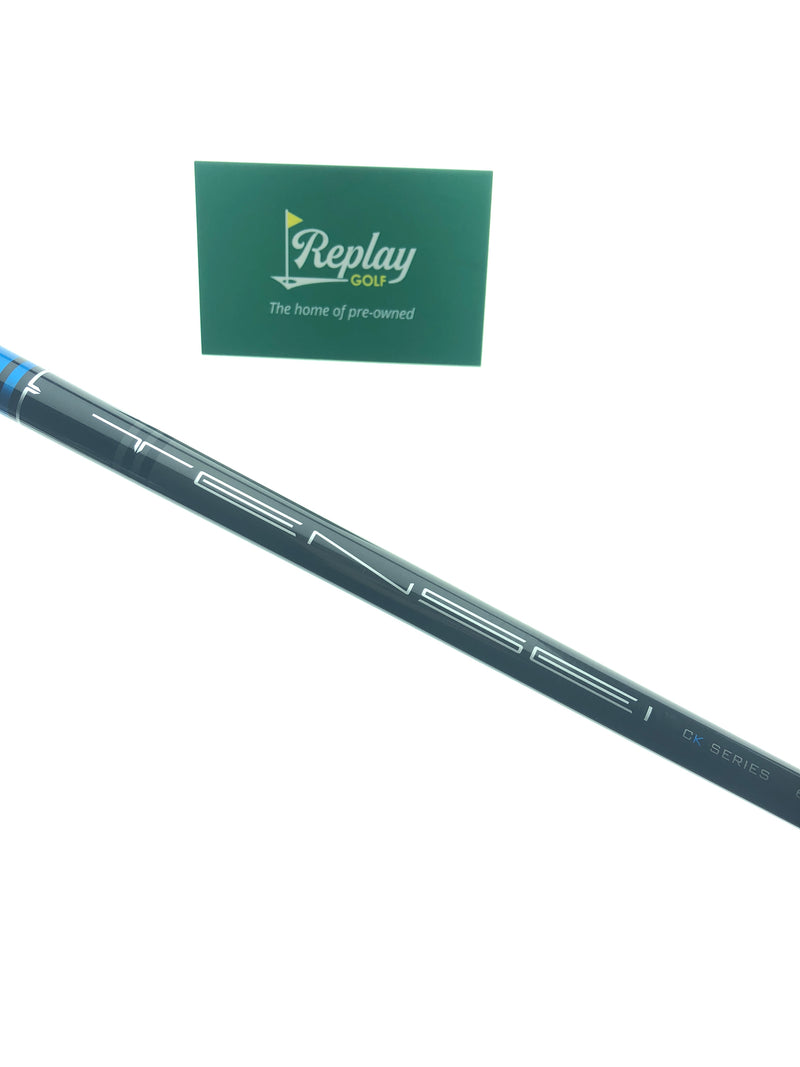 Mitsubishi Tensei CK Series Blue PRO 60 TX Driver Shaft / Taylormade Adapter - Replay Golf