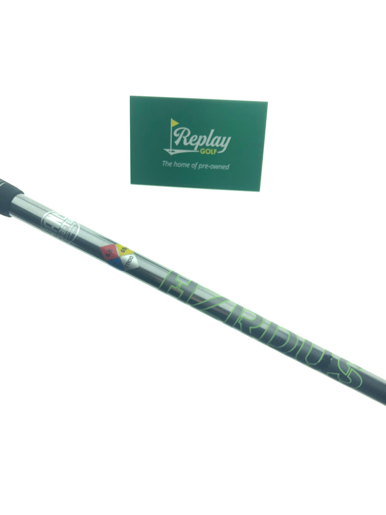 Project X HAND CRAFTED HZRDUS T1100 Driver Shaft / 6.5 X Flex / Callaway Tip - Replay Golf