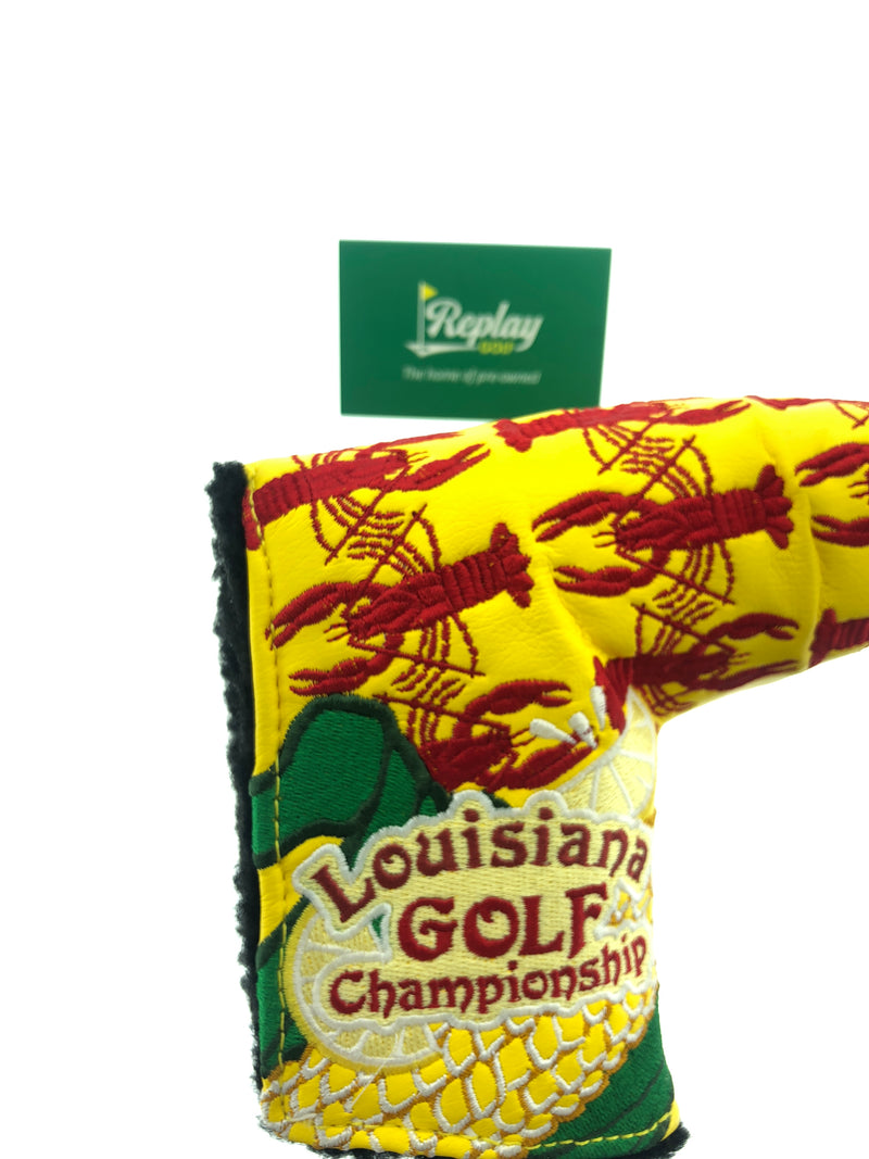 Scotty Cameron Louisiana Golf Championship Putter Head Cover