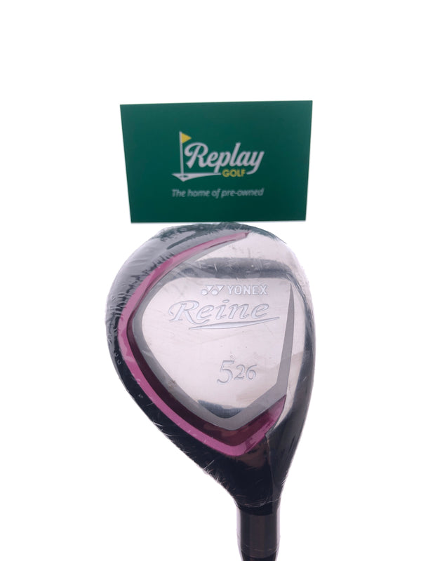Yonex Reine 5 Hybrid / 26 Degrees / Ladies Flex - Replay Golf