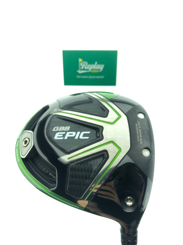 Callaway GBB Epic Driver / 13.5 Degrees / Project X Evenflow 65g Stiff Flex