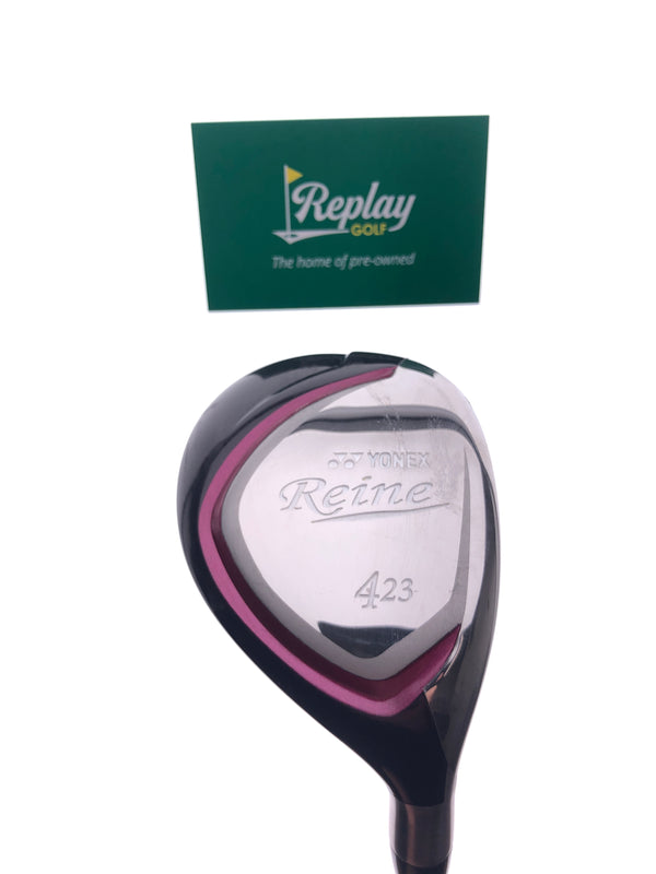 Yonex Reine 4 Hybrid / 23 Degrees / Yonex L50 Ladies Flex - Replay Golf