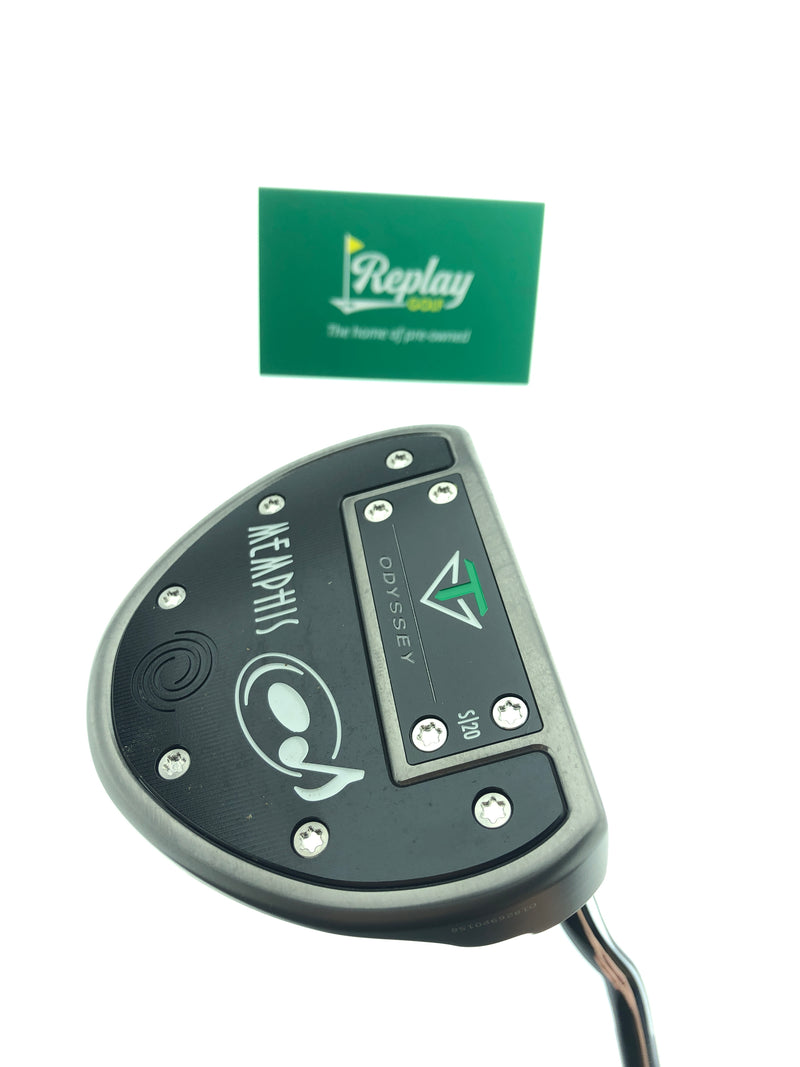 Odyssey Toulon Memphis Stroke Lab Putter / 34 Inch - Replay Golf