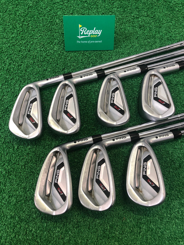 Ping I25 Iron Set / 4-PW / KBS Tour V 100 Regular Flex