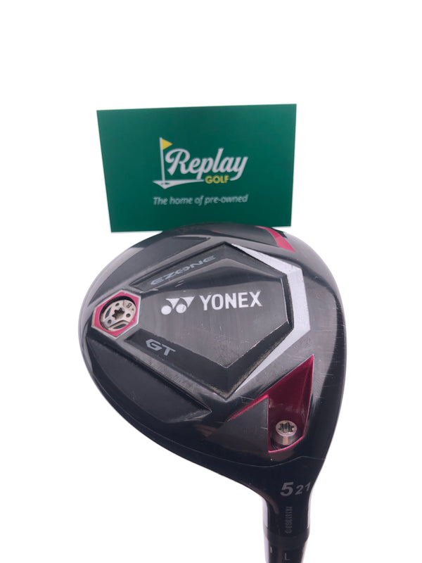 Yonex Ezone GT 5 Fairway Wood / 21 Degrees / Ladies Flex - Replay Golf