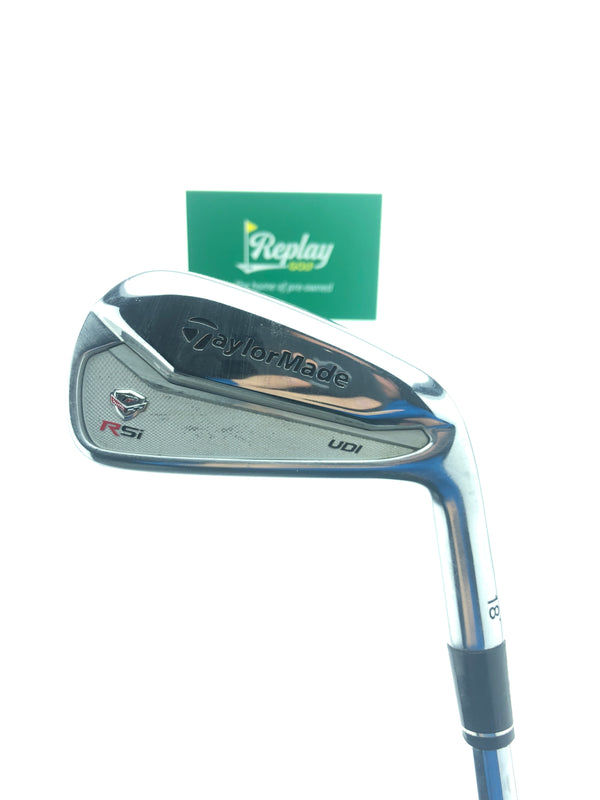 TaylorMade RSi TP UDI 2 Iron / 18 Degree / Project X 6.0 Stiff Flex