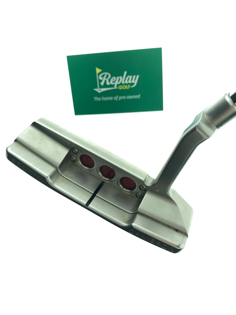 Scotty Cameron 2018 Select Newport 2 Putter / 33 Inch / LEFT Hand - Replay Golf
