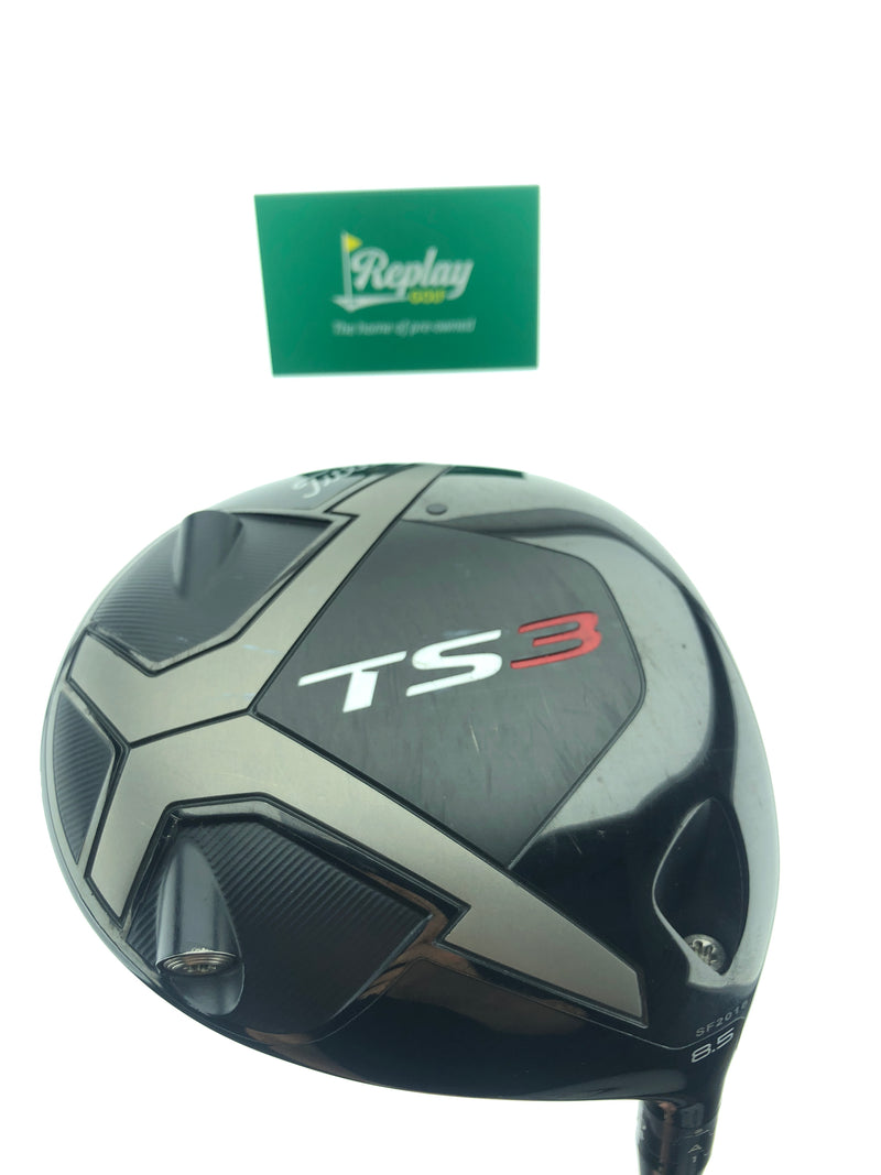 Titleist TS3 Driver / 8.5 Degrees / Tensei AV Series 65 X-Stiff Flex - Replay Golf