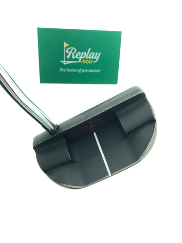 TaylorMade TP Black Copper Mullen 2 Putter / 34 Inch - Replay Golf