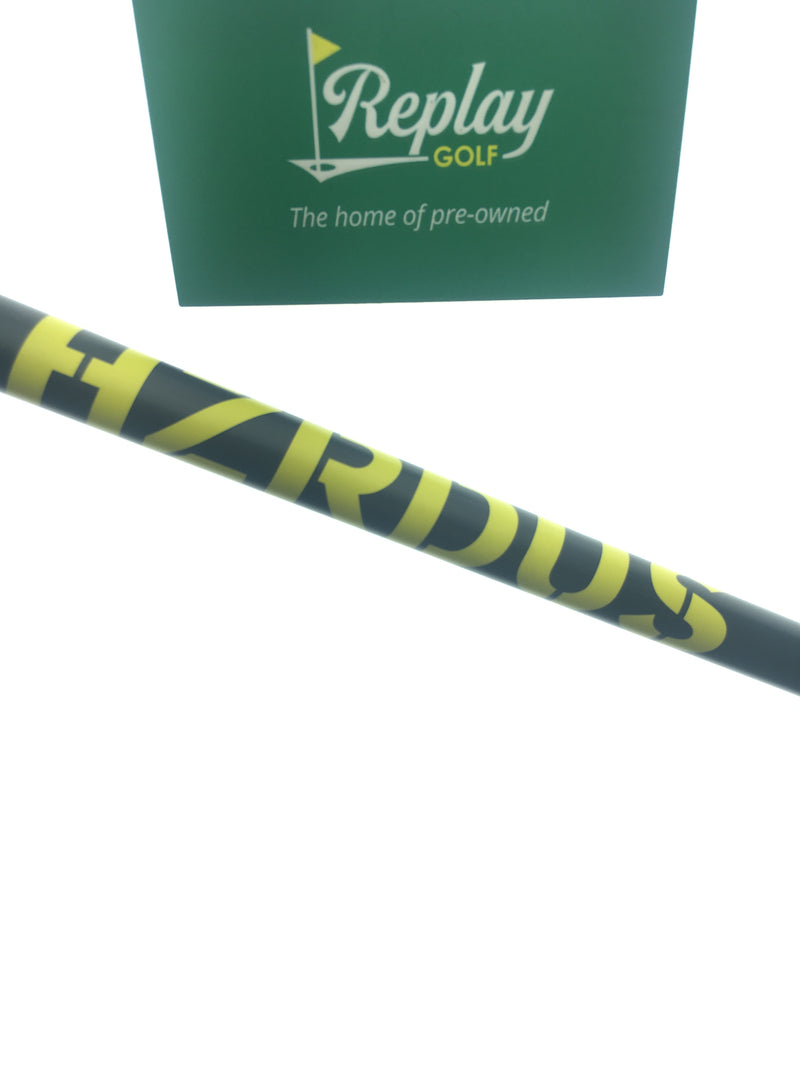Project X HZRDUS Yellow Driver Shaft / X-Stiff Flex / SHAFT ONLY / PING ADAPTER - Replay Golf