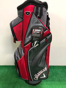 NEW Callaway X Series Red Bag - Replay Golf