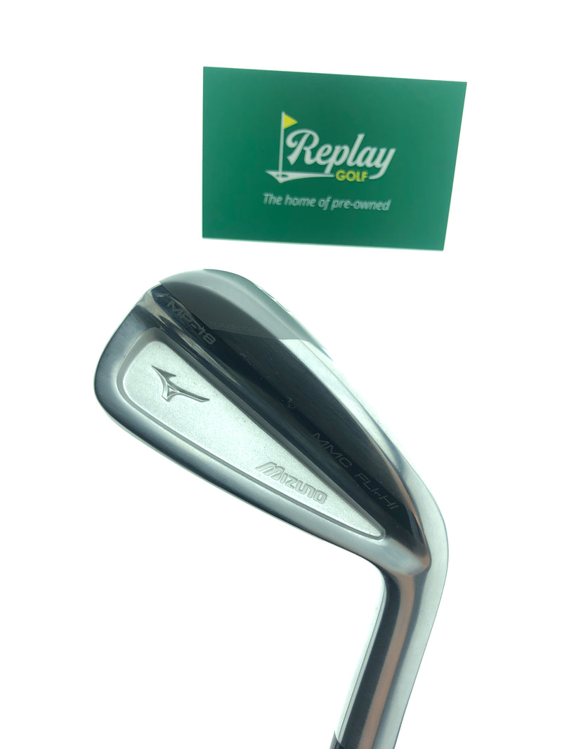Mizuno MP-18 MMC Fli-Hi 3 Iron / Project X LZ 6.5 125g X-Flex - Replay Golf