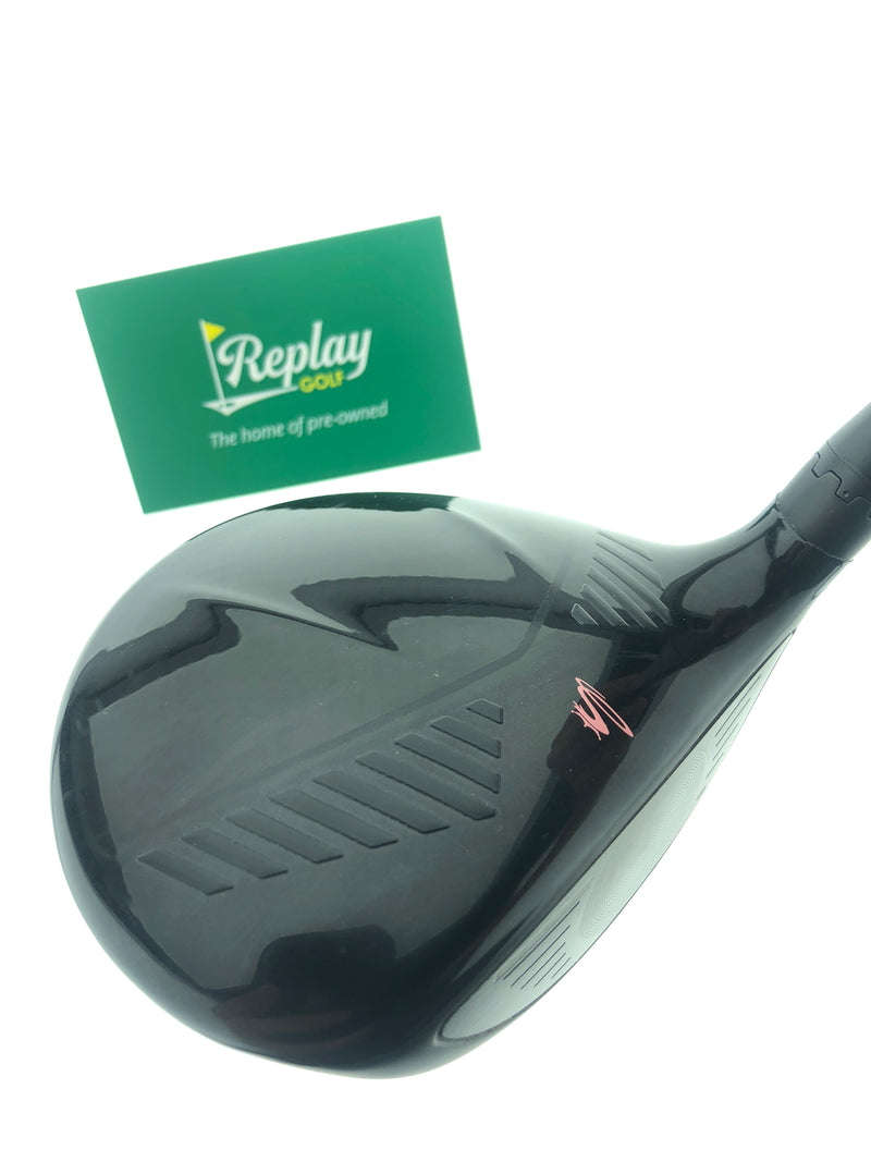 Cobra KING F9 Speedback Womens 5 Wood / 18.5 Degrees / Fujikura Ladies Flex - Replay Golf
