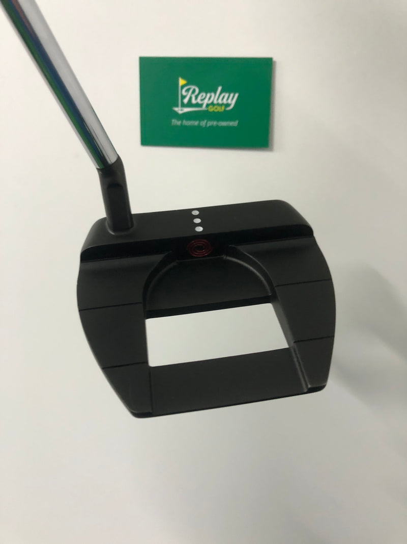 Odyssey O Works Black Jailbird Mini Putter / 34 Inch / Right Handed