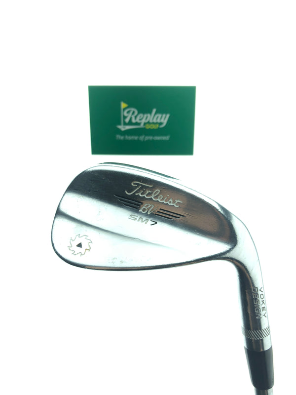 Titleist Vokey SM7 Pitching Wedge / 46 Degrees / Project X PXi 6.5 X-Stiff Flex
