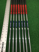 Project X Pulled Iron Shafts / Soft Regular Flex / See Notes / .355'' Taper Tip - Replay Golf