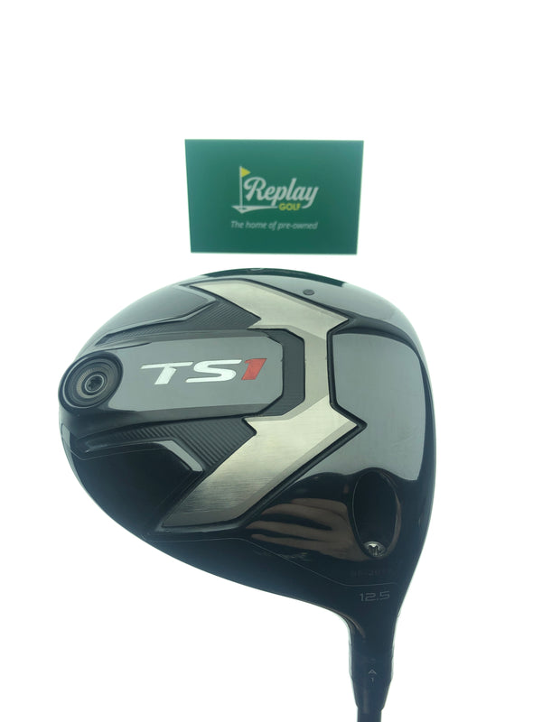 Titleist TS1 Driver / 12.5 Degrees / Tensei AV Series 55 Regular Flex - Replay Golf