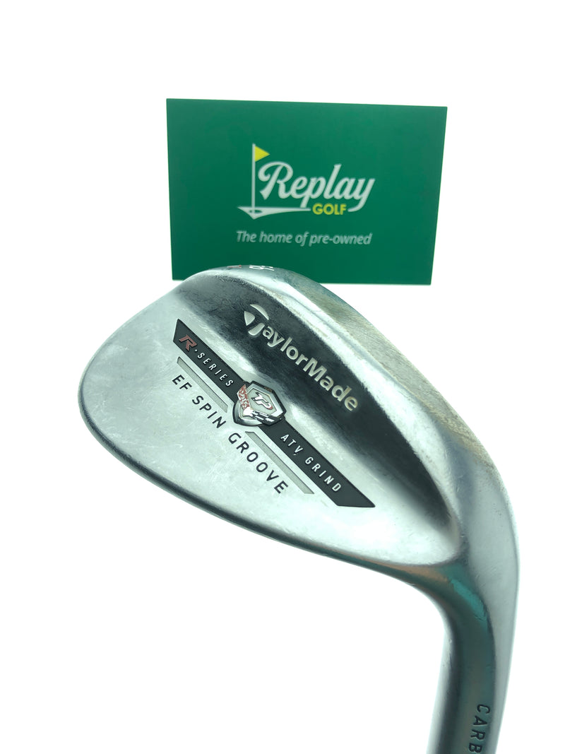 TaylorMade Tour Preferred EF Sand Wedge / 56 Degrees / KBS Wedge Flex - Replay Golf