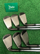 TaylorMade M2 Tour Iron Set / 5-PW / True Temper XP95 Stiff Flex - Replay Golf