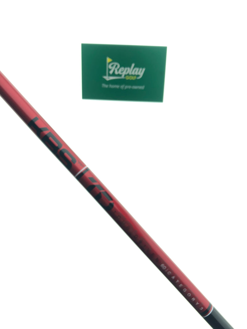 KBS TD Category 3 Driver Shaft / Stiff Flex / PXG Adpater - Replay Golf