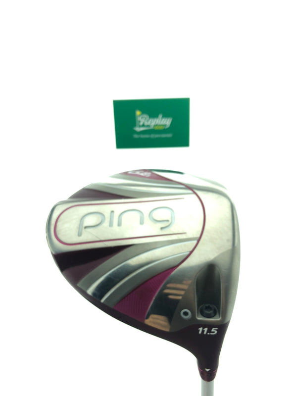 Ping GLE 2 Driver / 11.5 Degrees / ULT 240 Ultra Lite Ladies Flex