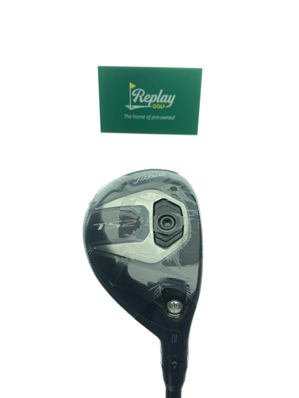 Titleist TS2 5 Hybrid / 25 Degrees / Tensei AV Series 70 HY Regular Flex - Replay Golf