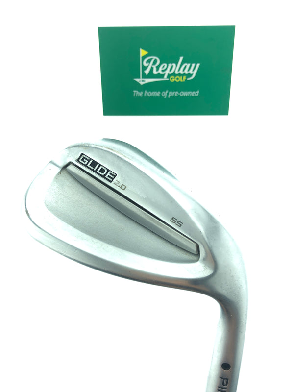 Ping Glide 2.0 Sand Wedge / 54 Degree / Ping AWT 2.0 Wedge Flex - Replay Golf