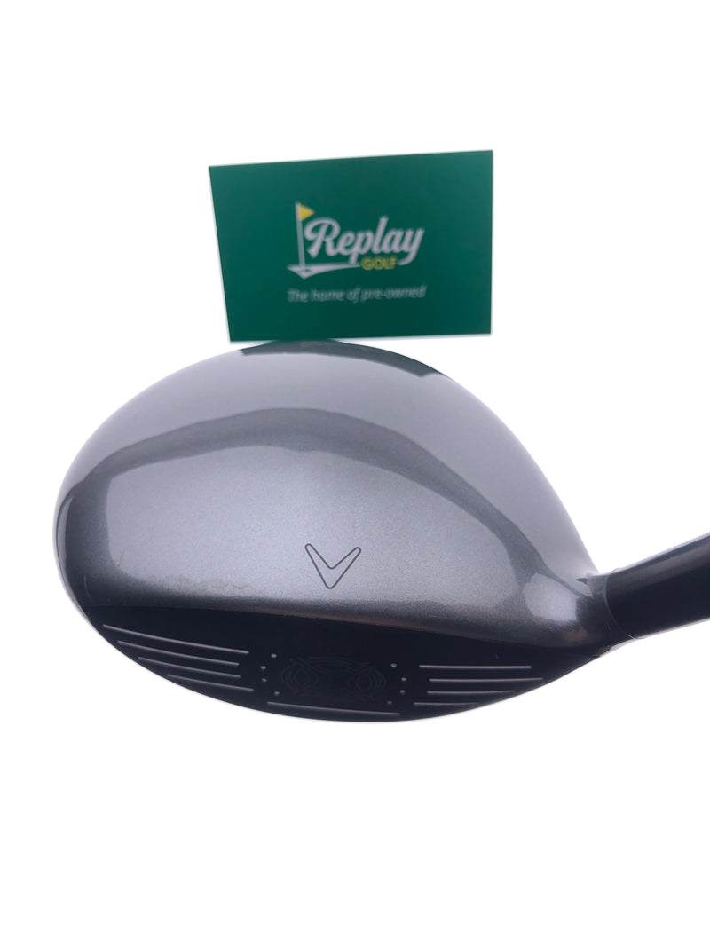Callaway 2013 X Hot Womens 3 Fairway Wood / 15 Degrees /  Ladies Flex - Replay Golf