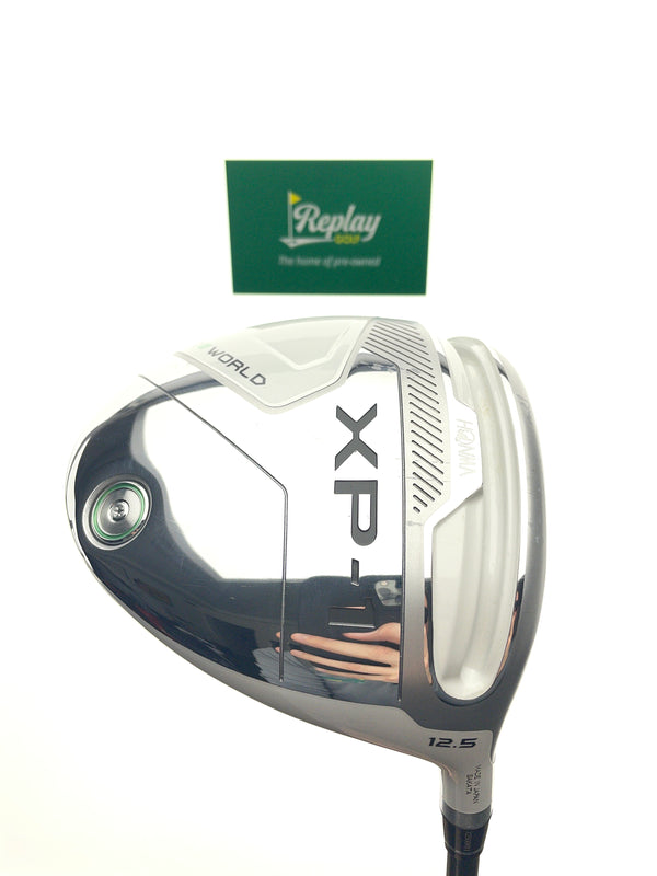 Honma XP-1 Ladies Driver / 12.5 Degrees / Vizard 39 Ladies Flex - Replay Golf