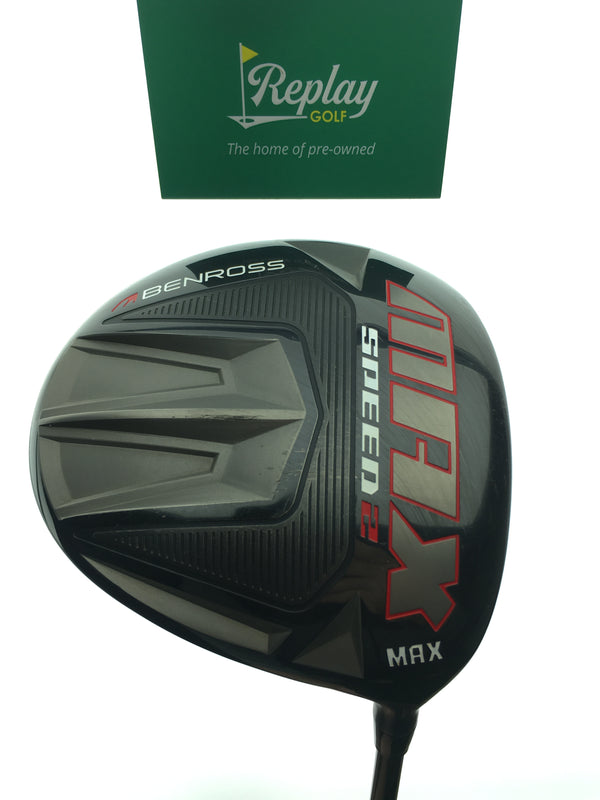 Ben Ross Max Speed 2 Driver / 13.0 Degrees / Aldila Regular Flex
