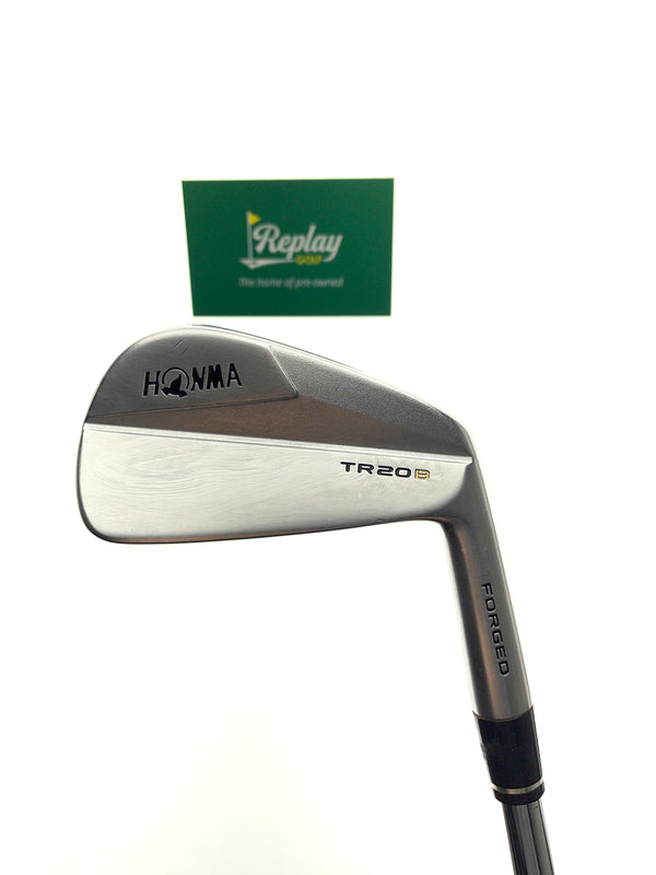 Honma TR20 B 4 Iron / 23 Degree / N.S Pro Modus 3 Tour 120 Stiff Flex - Replay Golf