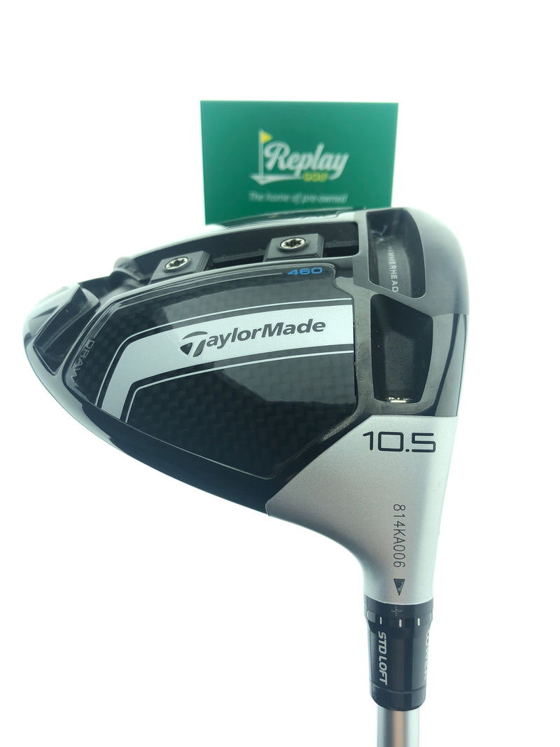 TOUR ISSUE TaylorMade M3 Driver / 10.5 Degree / Tensei CK Series Blue 60 Stiff - Replay Golf