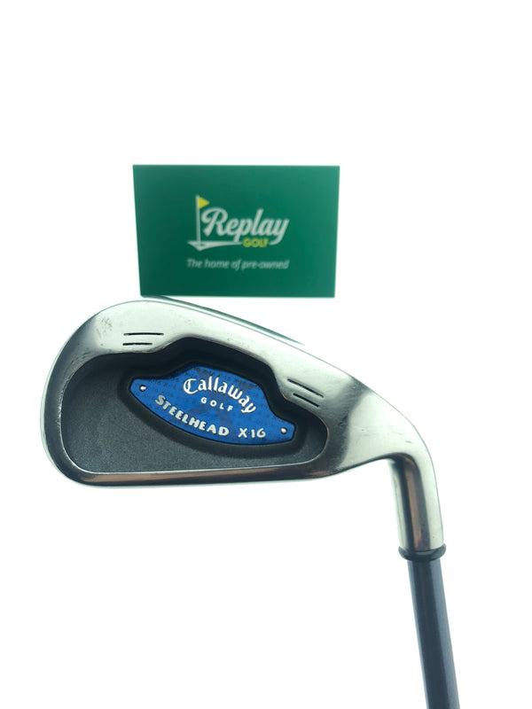 Callaway X-16 3 Iron / 21 Degrees / Graphite Regular Flex