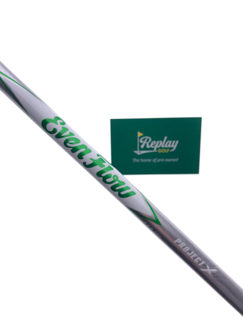 Project X EvenFlow 5.5 55g Driver Shaft / Regular Flex / Callaway Adapter - Replay Golf