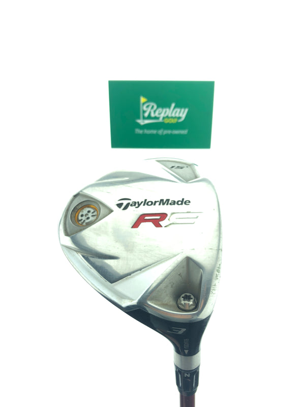 TaylorMade R9 3 Fairway Wood / 15 Degrees / Fujikura Motore 70 Stiff Flex - Replay Golf