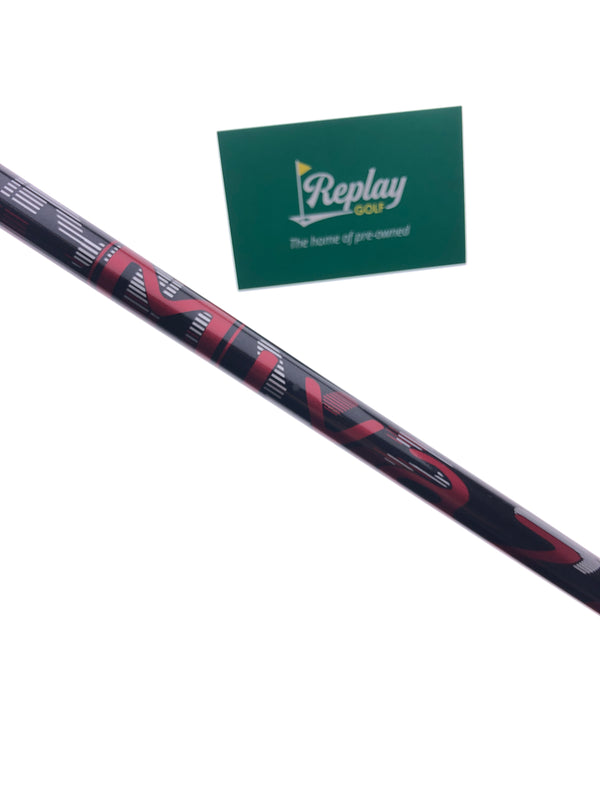 Miyazaki Mahana 5R Driver Shaft / Regular Flex / Srixon Adapter - Replay Golf